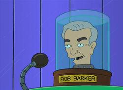 Bob Barker's Head