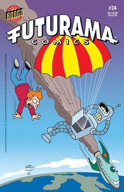 Futurama-24-Cover