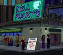 T.G.I. Folky's