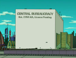 Central Bureaucracy