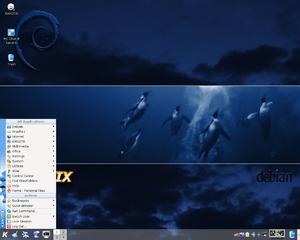 Kanotix-screenshot
