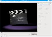 Bildschirmfoto-Totem Video-Player