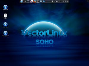 VectorLinuxSohoEdition7-0