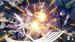 Gunslinger Stratos anime main