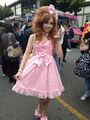 Jpopsummit pinkdress.JPG