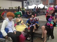 Jpopsummit animecosplay