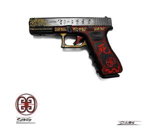 Wpn shang pistol