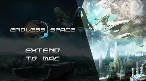 Endless Space - EXTEND TO MAC Trailer