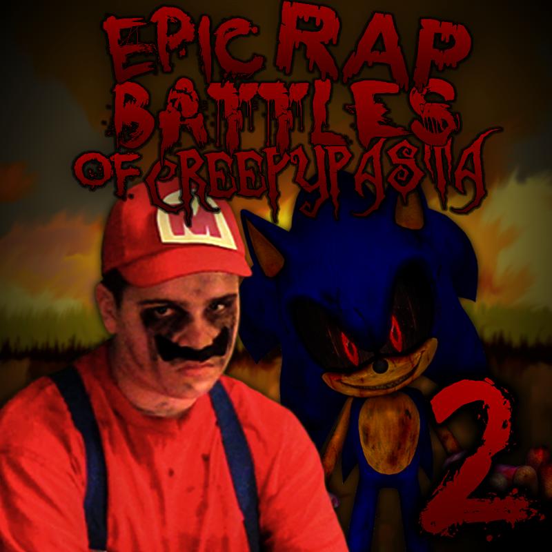 Fat Mario vs Fat Sonic Sonic.exe vs Mario 2 10407614