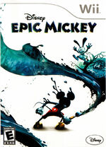 Disney Epic Mickey Case
