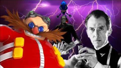 Dr Eggman vs Dr Frankenstein. Epic Rap Battles Video Games vs History Season 3