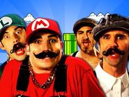 Mario Bros vs Wright Bros Thumbnail
