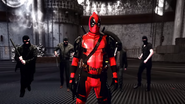 Deadpool versus Street Toughs