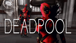 Deadpool Title Card