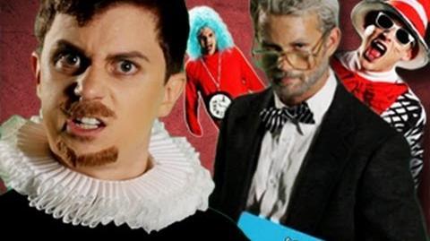 Dr Seuss VS Shakespeare