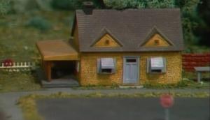 Mister Rogers' House Outside Based On
