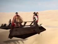 Hitler vs Vader 3 Reused Footage Cameos
