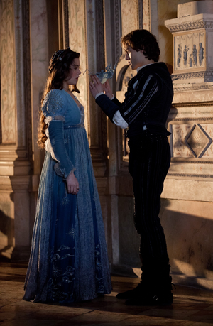 Romeo & Juliet Based On