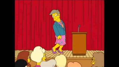 Principal Skinner - Girls Just Want To Have Sums