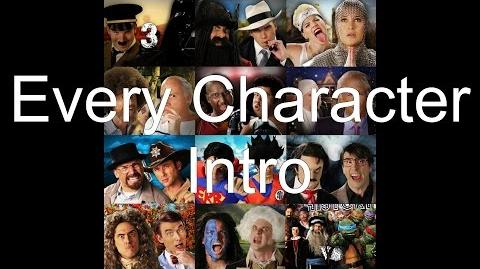 Every Character Intro (Season 3)