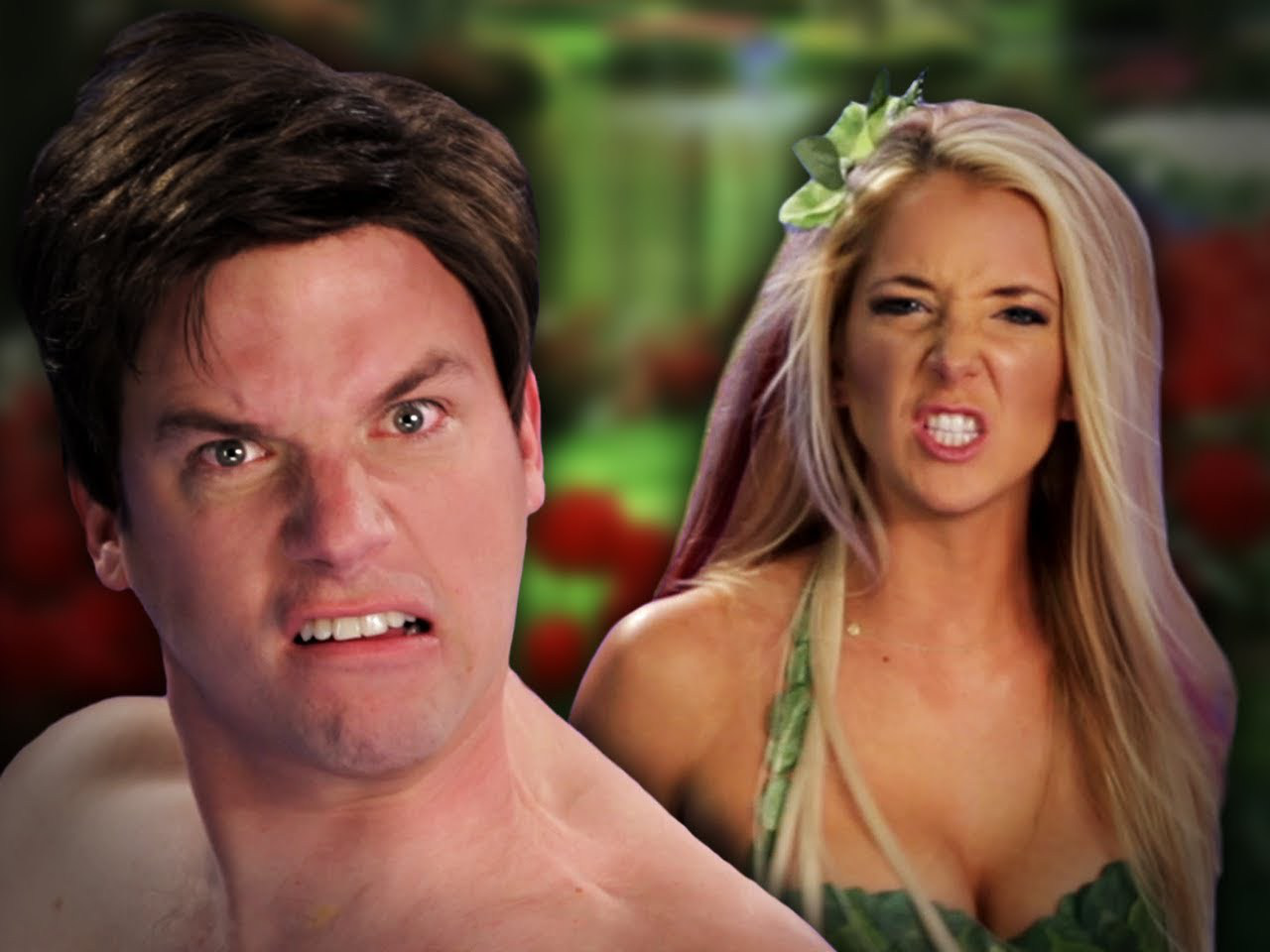 ADAM VS EVE : Epic Rap Battles of History lyrics