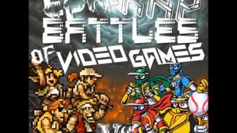 ERVG 71 Metal Slug vs. Ninja Baseball Batman