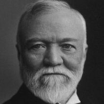 Andrew Carnegie RRB rapper