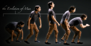 Evolving Man