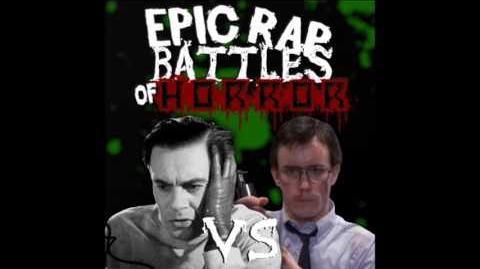 Victor Frankenstein vs Herbert West Instrumental. Epic Rap Battles of Horror Season 5