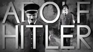 Adolf Hitler Title Card 2