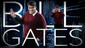Bill Gates Title Card