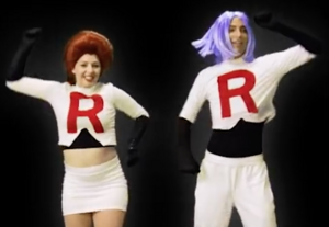 Team Rocket Outro