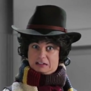 Fourth Doctor In Battle