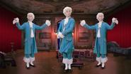 Mozart Alternate Background
