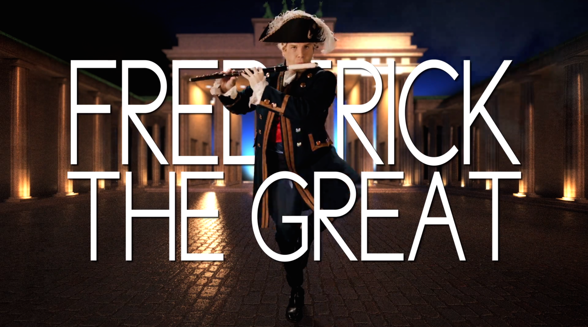 frederick the great vs This lesson explores the life and accomplishments of king frederick ii, also known as frederick the great by winning wars and expanding.