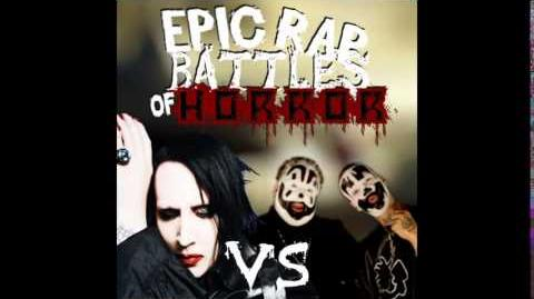 Insane Clown Posse vs Marilyn Manson Instrumental. Epic Rap Battles of Horror Season 5