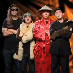 Genghis Khan's Japan Descendents Cameo