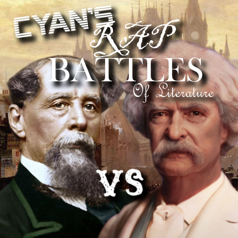 Who is a better author, Mark Twain or Charles Dickens?