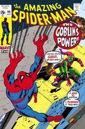 Amazing Spider-Man Comic Cover