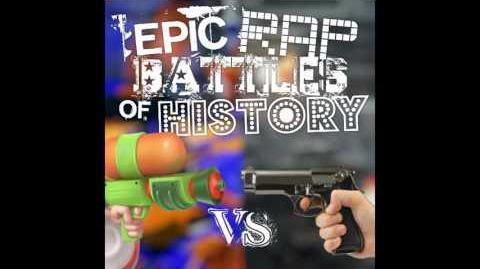 Splatoon vs First Person Shooters. Rap Battle Instrumental