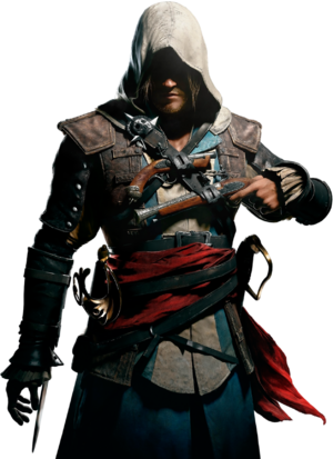 Edward Kenway Based On