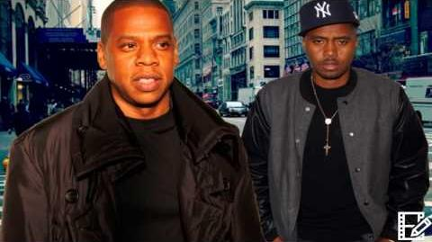 Nas vs Jay Z instrumental beat