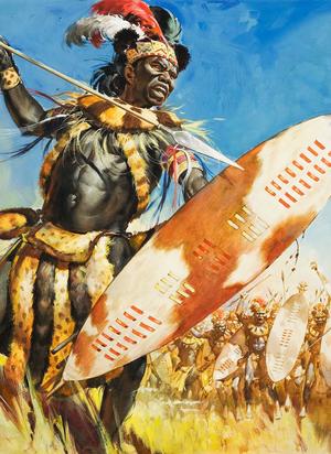 Shaka Zulu Based On