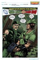 Gutters green arrow robin hood