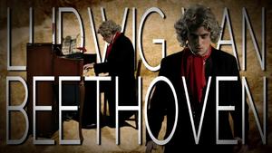 Ludwig van Beethoven Title Card