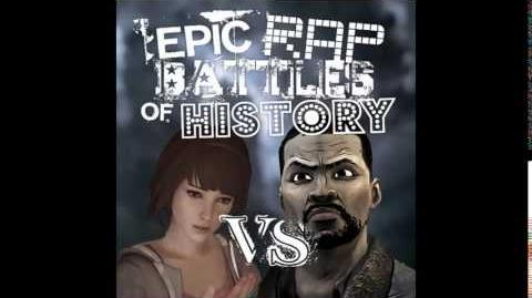Max Caulfield vs Lee Everett. Rap Battle Instrumental