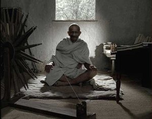 Gandhi's Home Based On