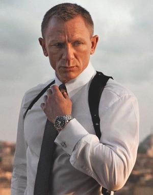 Daniel Craig James Bond Based On