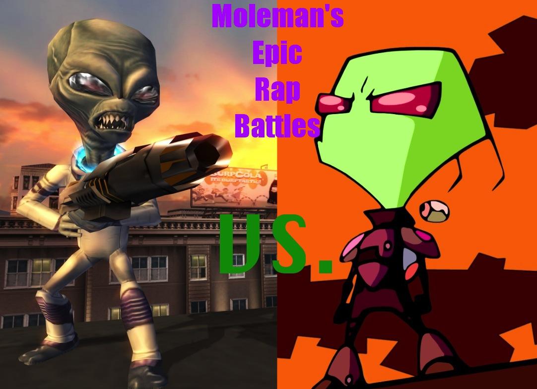 User blog:ResonX/Invader Zim vs. Cryptosporidium | Epic ... Invader Zim Characters