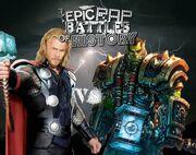 Thor vs Thrall